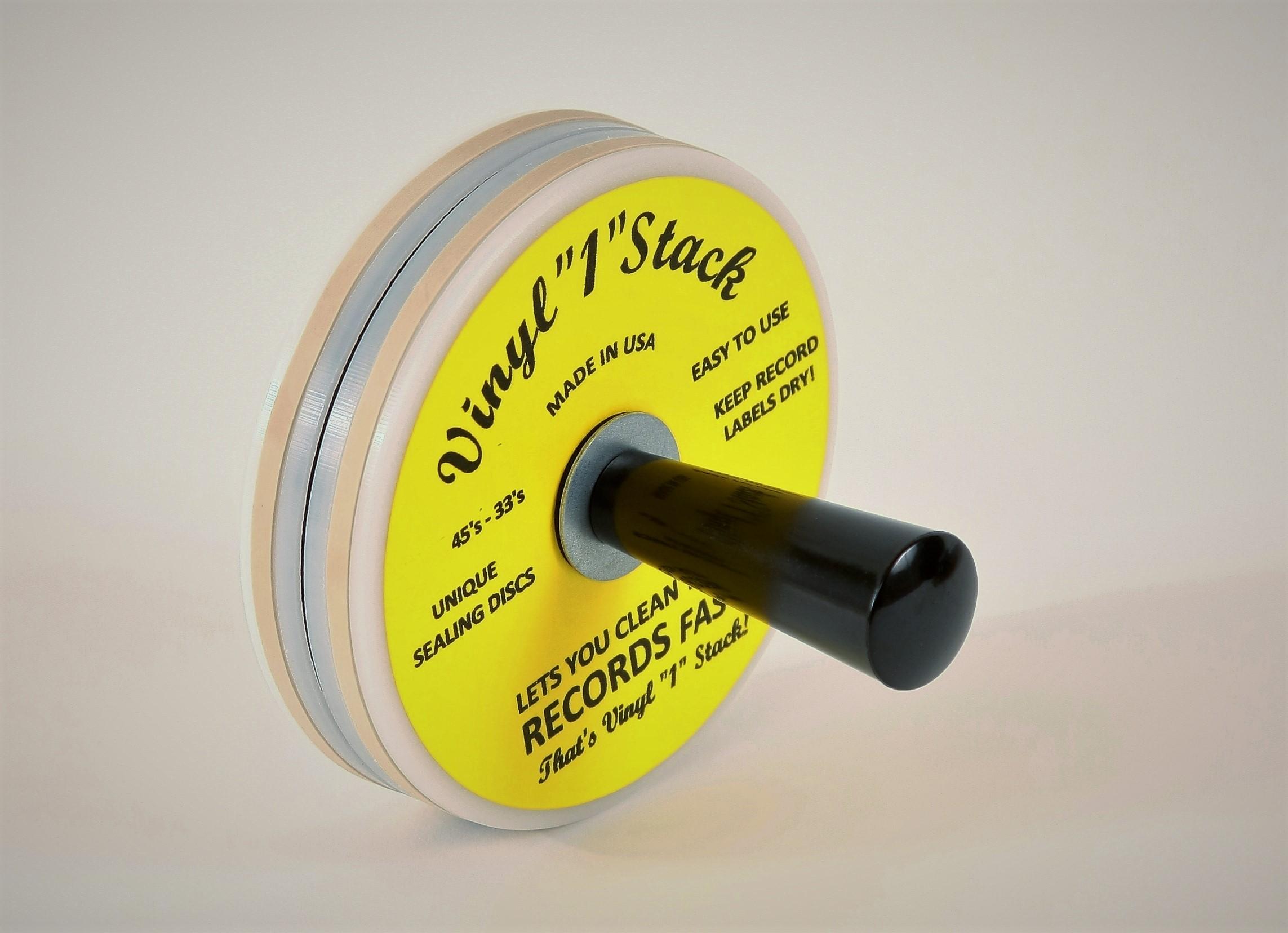 Vinyl 1 Stack Record Label Protector Vinylstack