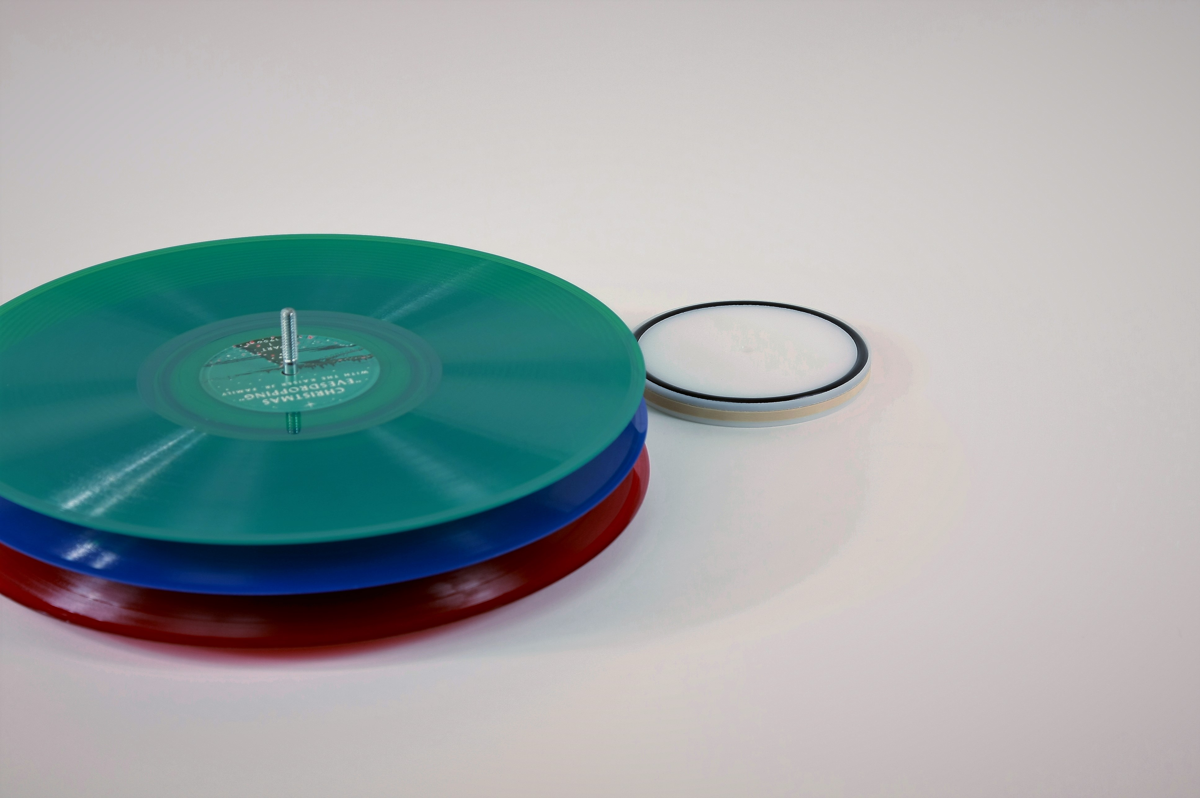 Vinyl 3 Stack Record Label Protector Vinylstack
