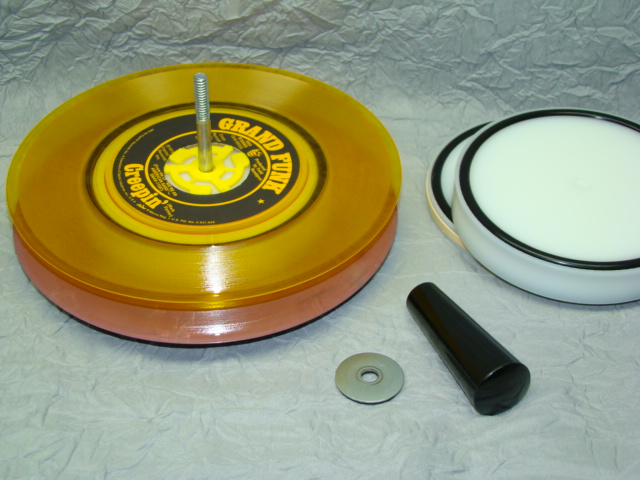 Vinyl 45 Stack Record Label Protector Vinylstack